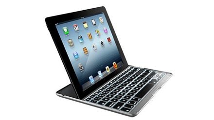 ZAGGkeys Pro iPad keyboard case