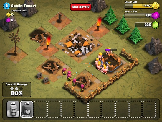 Review — Clash of Clans for iPad | iPad Insight