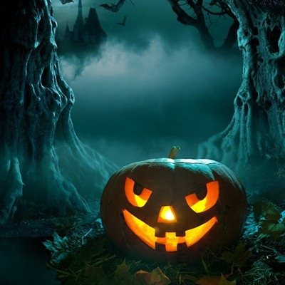 iPad Halloween Wallpapers