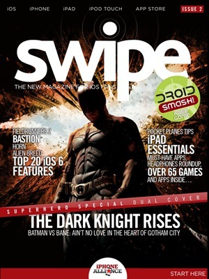 swipe mag for iPad