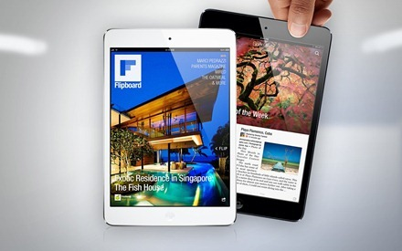 Flipboard for iPad mini