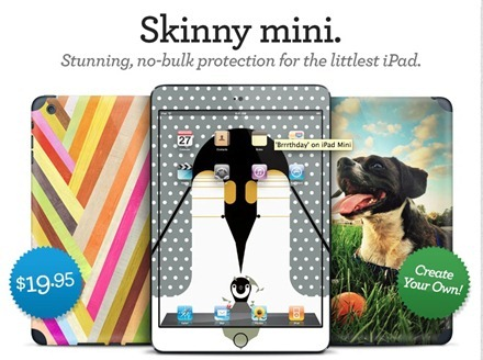 Gelaskins for iPad mini