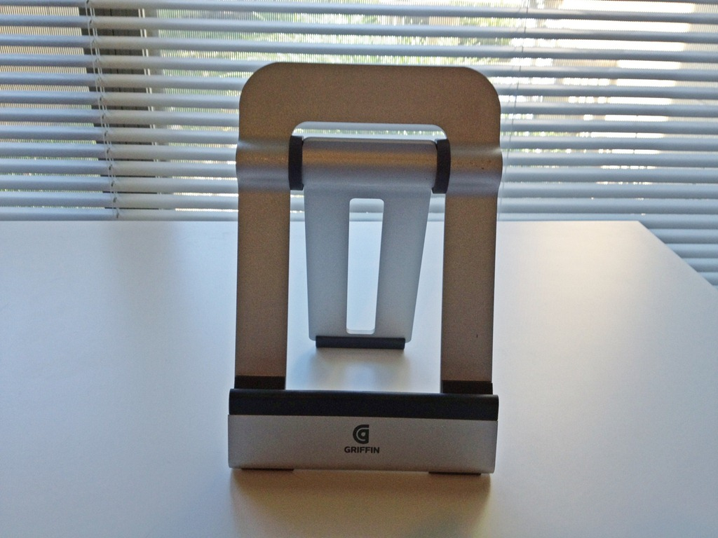 Review: Griffin A-Frame Stand for iPad | iPad Insight