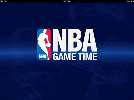 NBAGameTime201213for iPad