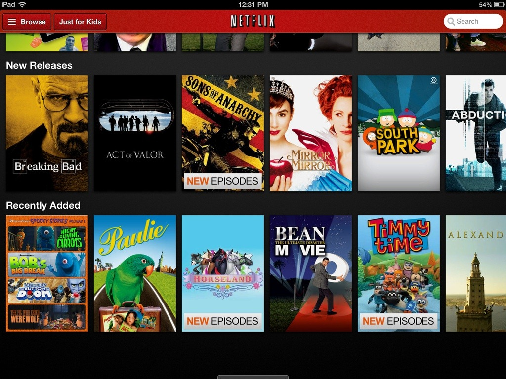 Best Free iPad App of the Week: Netflix | iPad Insight