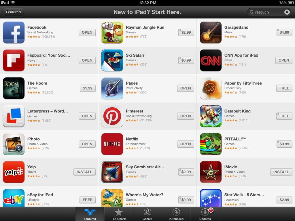 Best Stock app for Ipad