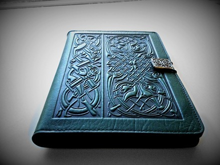 Oberon Celtic Hounds iPad mini case