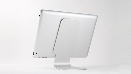 Slope iPad stand