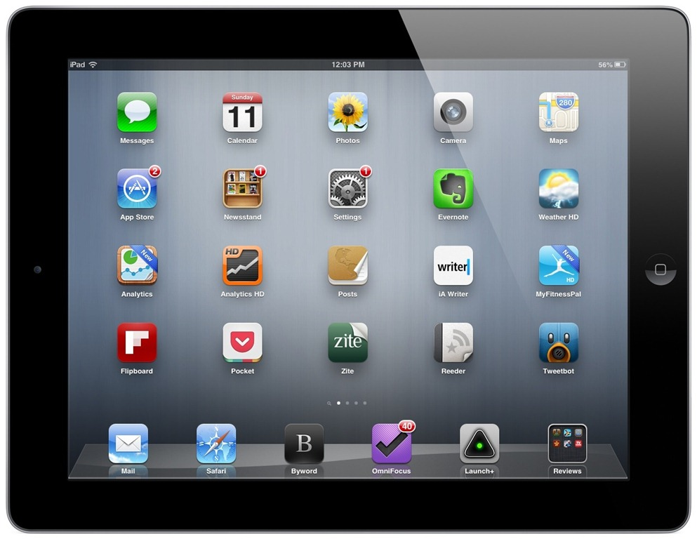 Weekend ipad wallpapers subtle patterns ipad insight for Best home screen wallpaper for ipad