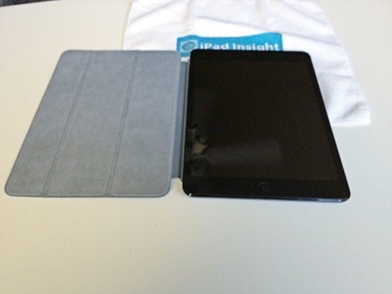 iPad mini Smart Cover interior