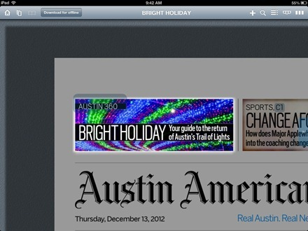 Today's Paper from The Austin American-Statesman