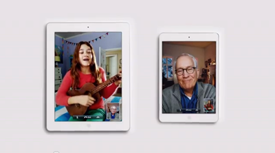 iPad mini TV Ad