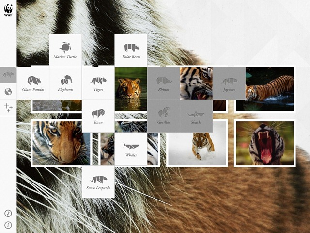 Best Free iPad App of the Week: WWF Together, by World Wildlife ...