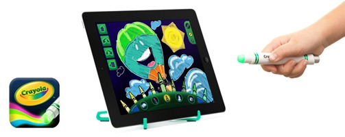 Crayola Light Marker for iPad