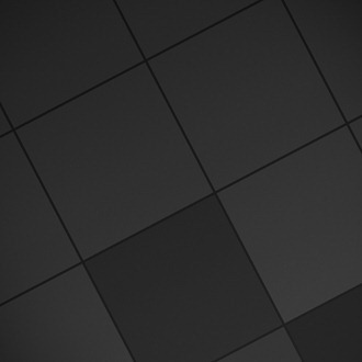 Deep Grey Squares iPad wallpaper