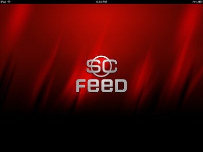 ESPN SportsCenter Feed for iPad