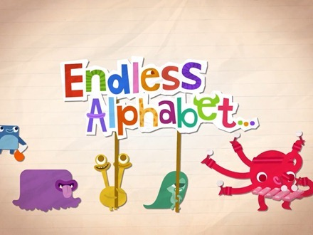 Endless Alphabet iPad app