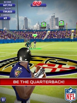 NFL Quarterback 13 for iPad