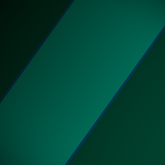 Blue Green Sections iPad wallpaper