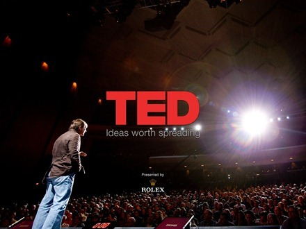 TED Talks iPad app