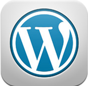 Wordpress for iPad icon