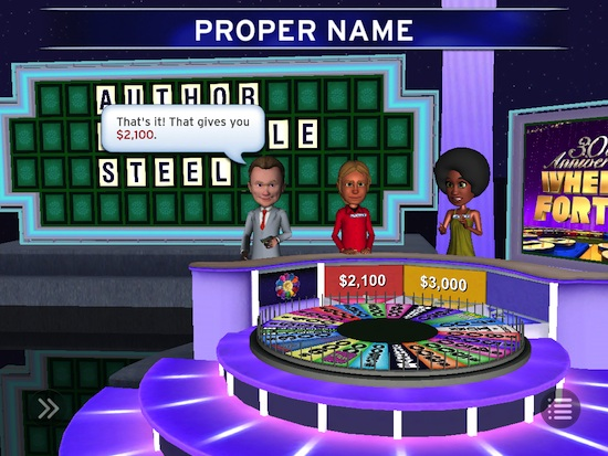 how to play wheel of fortune in nursing homes