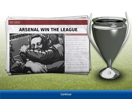 Football Manager Handheld 2013 iPad app
