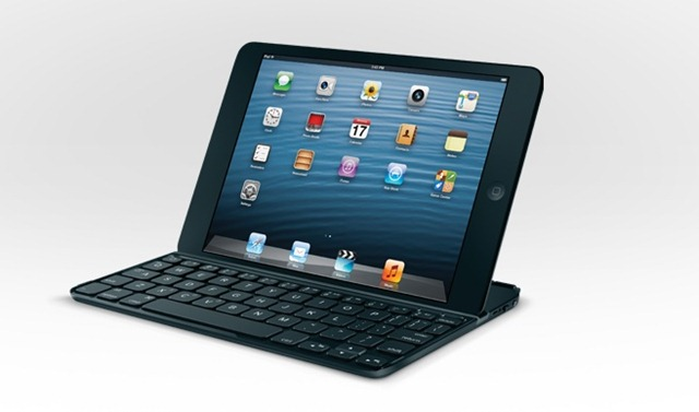Logitech Ultrathin Keyboard Cover for iPad mini: Quick First Impressions