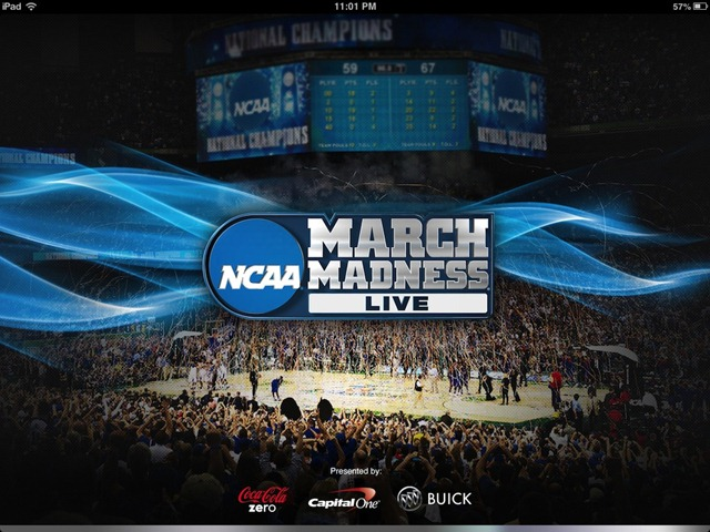 Best Free iPad App of the Week: NCAA March Madness Live