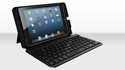 ZAGGkeys Mini 9 keyboard case for iPad mini