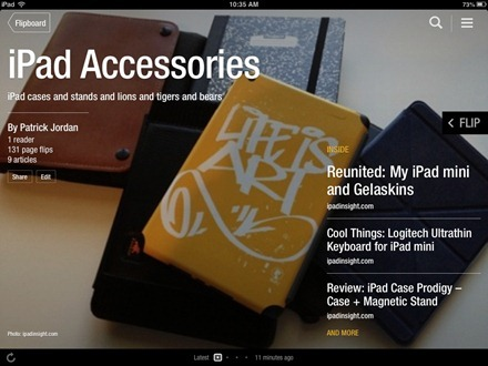 iPad Accessories Flipboard magazine