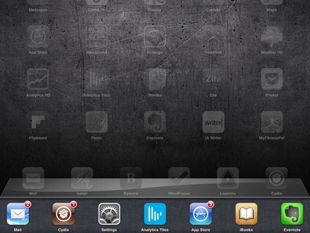 iPad jailbreak apps