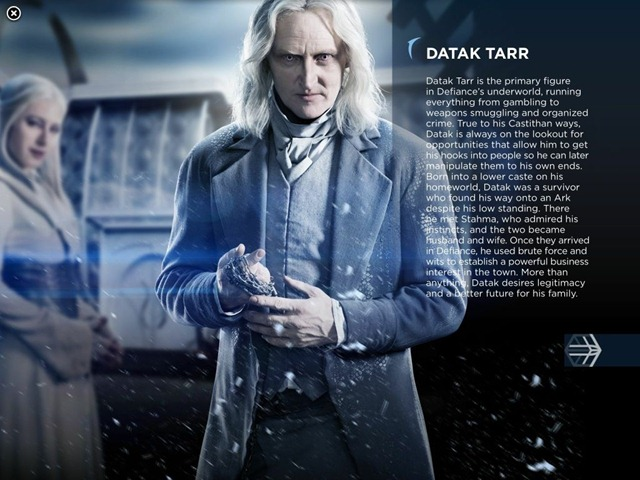 Defiance: the TV Show, the Game, and Now the iBook | iPad Insight