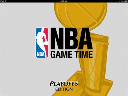 NBA Game Time Playoff Edition
