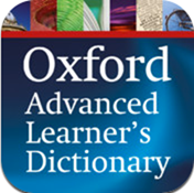 Oxford Advanced Learners Dictionary for iPad