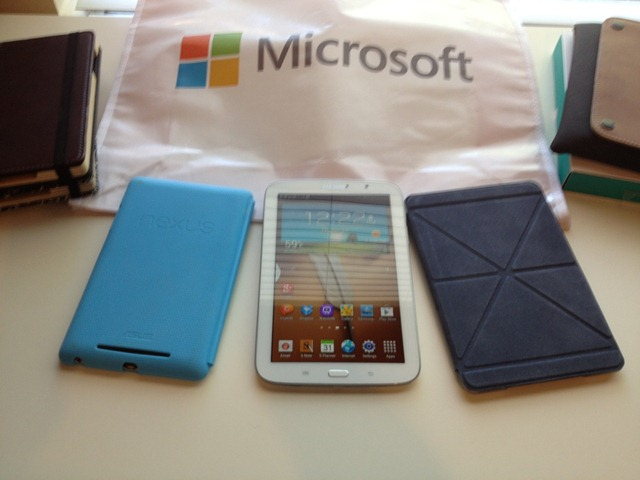 My Newest Tablet: Not an iPad