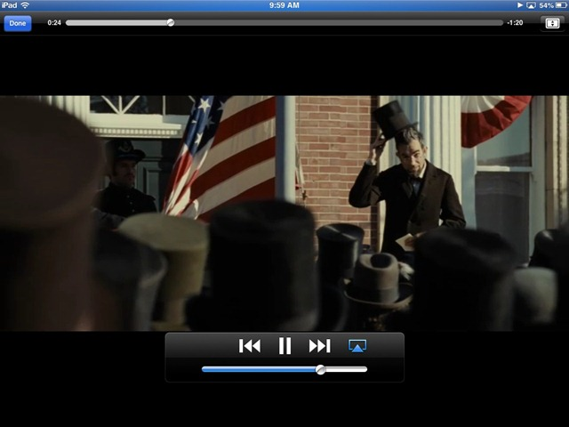 AirPlay Multitasking: All iPad Video Apps Should Have This