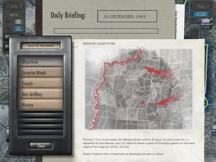 Battle of the Bulge Lite for iPad