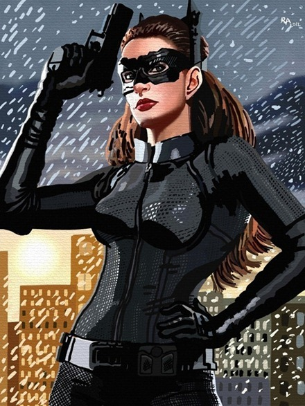 Catwoman by Raheem Nelson