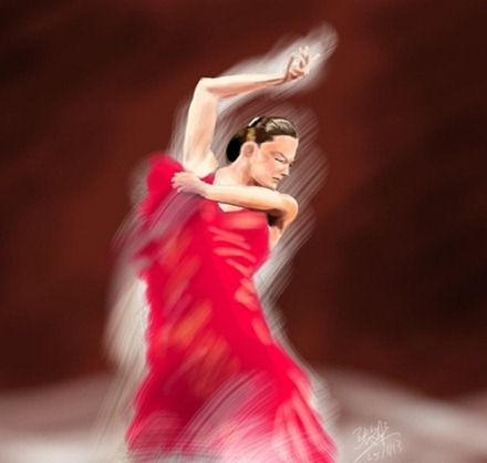 Flamenco Brushes 2