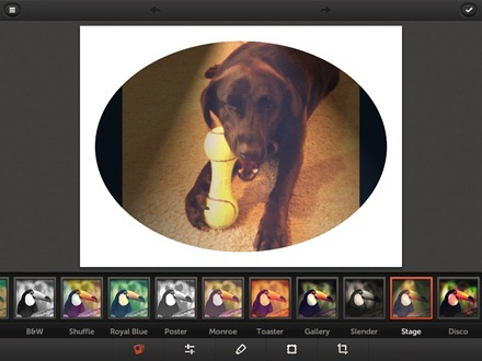 Repix Spotlight Filter
