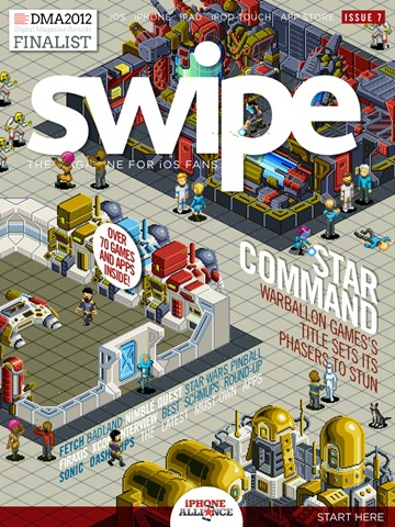 Swipe Magazine Issue 7 Is Out