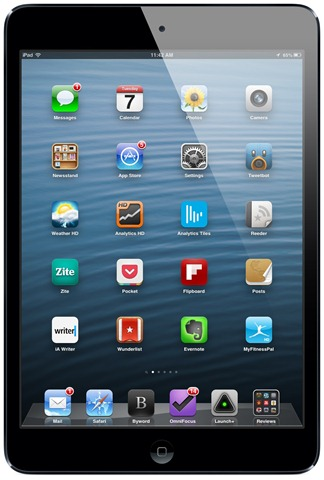 Latest iPad mini Rumors: New Retina Display Model in 3rd Quarter of This Year & Another New Model Early 2014