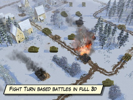Battle Academy iPad app