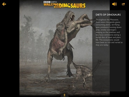 Diets of Dinosaurs