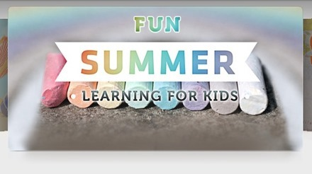 Fun Summer Learning for Kids App Store section