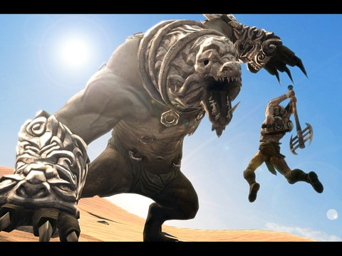 Price Drop: Infinity Blade 2 for iPad On Sale at 99 Cents