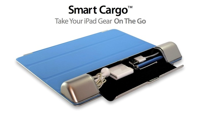 Smart Cargo: On-Board Magnetic Storage for the iPad