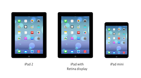 iOS 7: Which Features Will Work on Which iPad Models