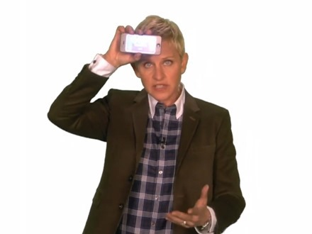 Ellen Heads Up intro
